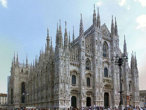 Mailand Mailänder Dom