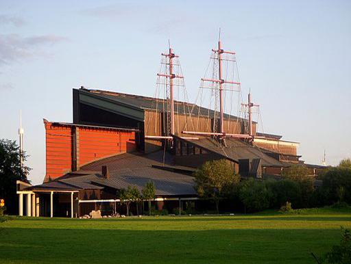 Stockholm Schiffsmuseum