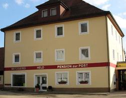 Pension Held Zur Post