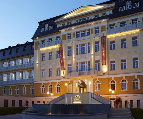 Kurhotel Saaleck