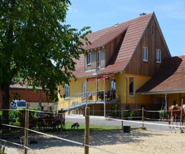 Ferienwohnungen Haus Stumpf