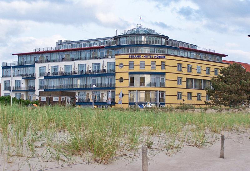 Hübner's Strandhotel