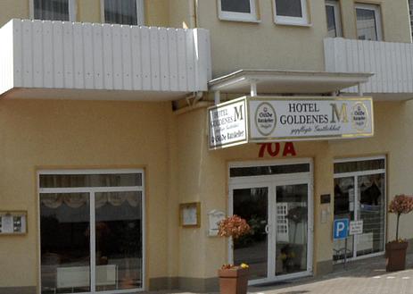 Hotel Goldenes M