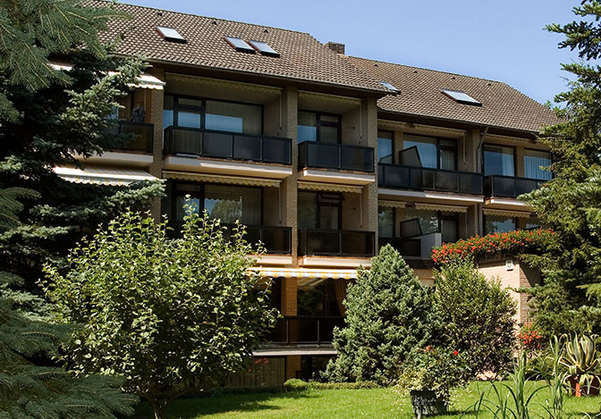 Hotel Pension Sonnenhügel