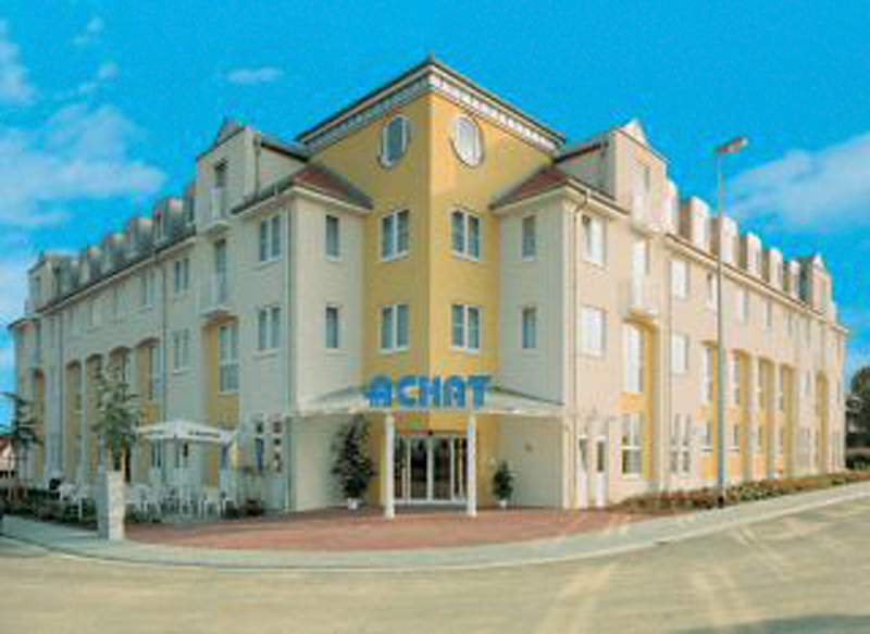 Achat Comfort Messe-Leipzig