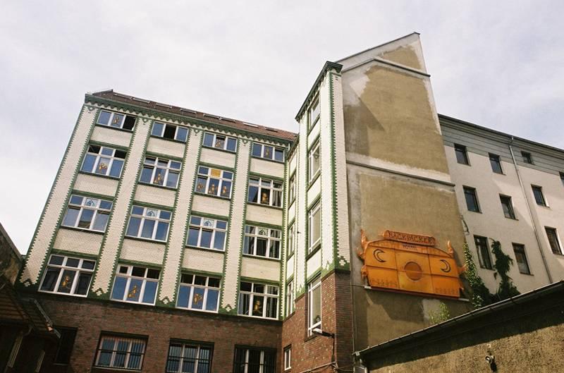 baxpax Mitte Hostel Berlin