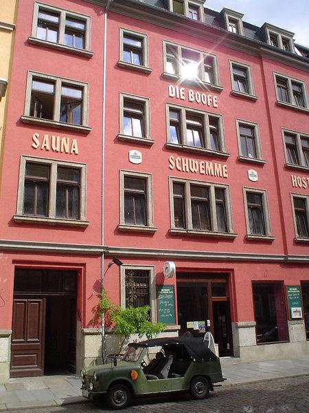 Die Boofe Hostel Dresden
