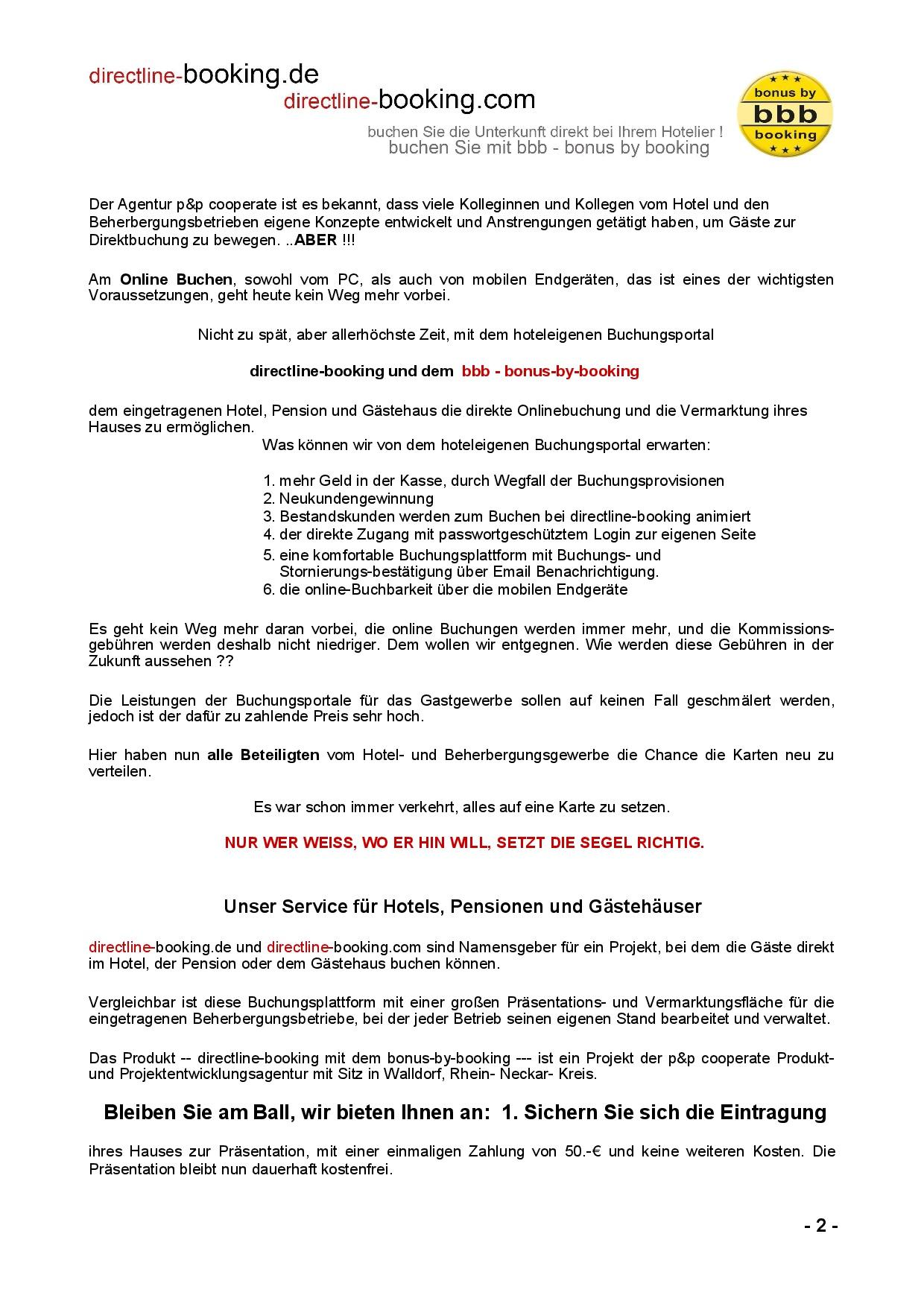Directline Booking Com Buchen Sie Mit Bonus By Booking Direkt